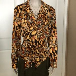Jones New York Cotton Shirt